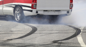 Bremselengde og bremsespor